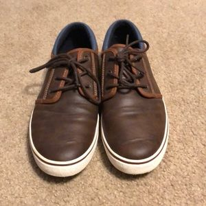 Apt 9 Men's Casual Shoes, size 8, brown